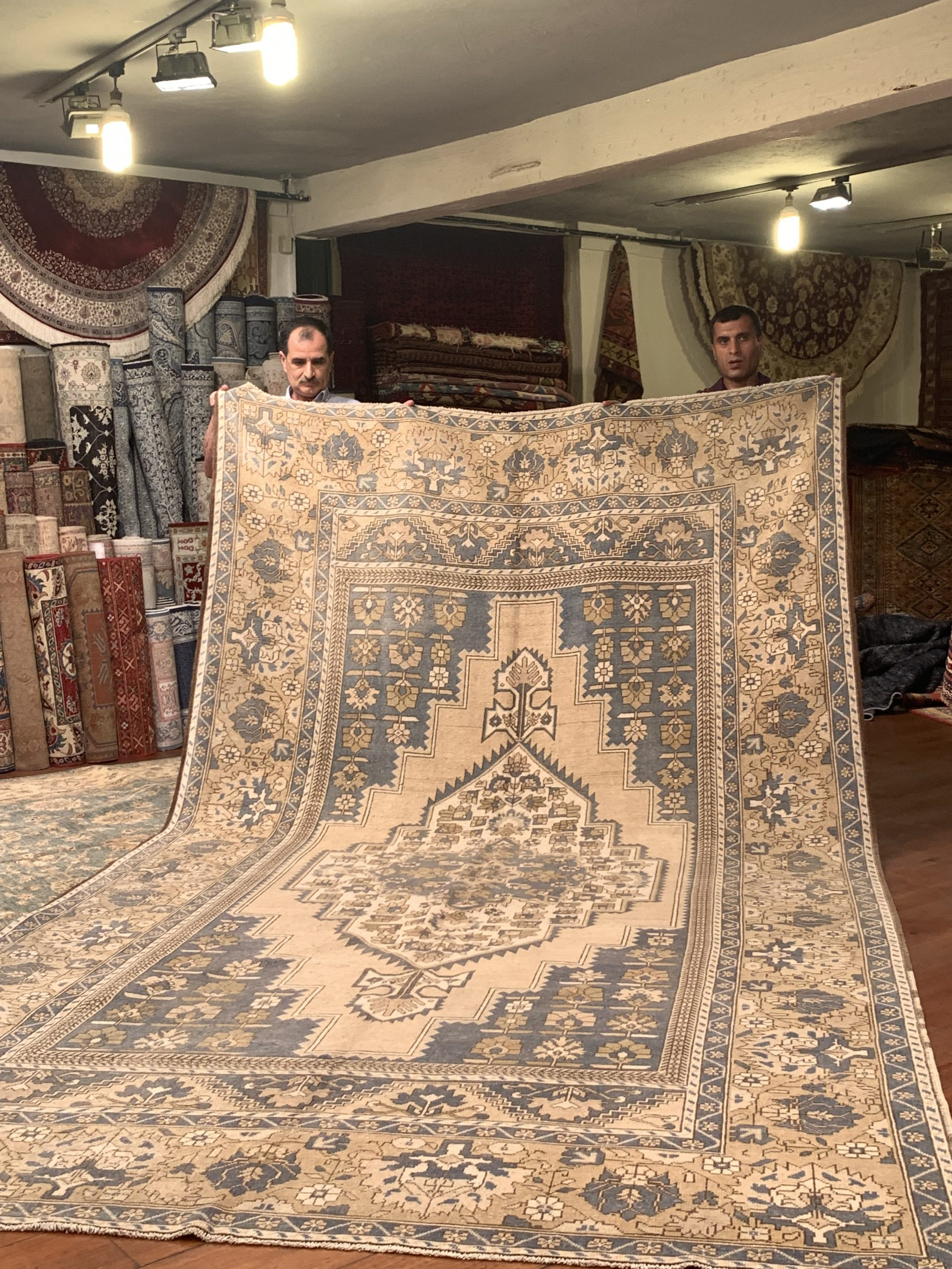 Buying a Turkish Carpet in Turkey, White Cottage Home & Living