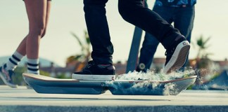 How hoverboard works