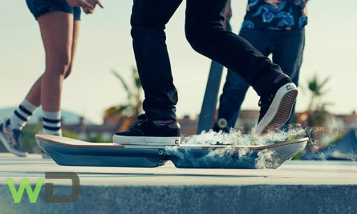 Hoverboard for real 2015