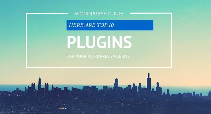 top 10 wordpress plugin