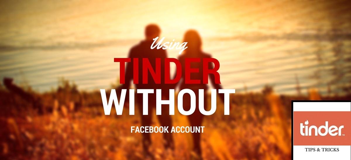 Tinder without facebook alternative