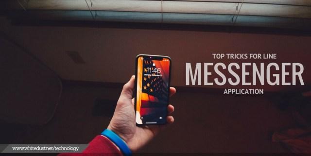 Top Tips And Tricks For Line Messenger App