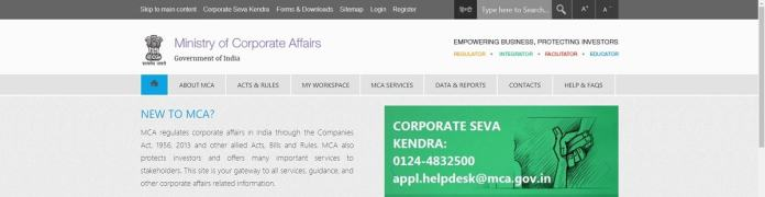 How to register a company online for free