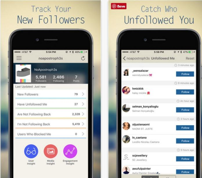see who unfollows you on Instagram