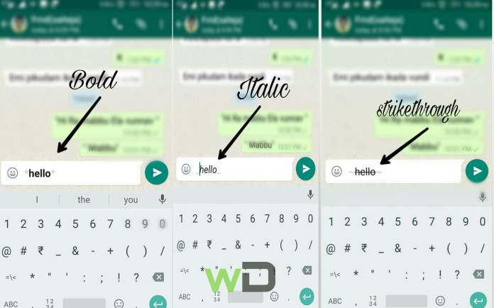 Best whatsapp tricks for ios and android