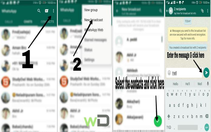 whatsapp tricks of 2017