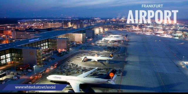 biggest airports in world