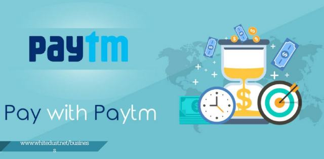 paytm business and revenu model