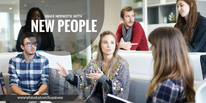 Meeting New Business Contacts: 5 Thin