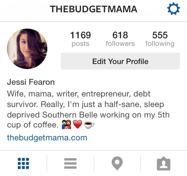Funny things to write on your instagram bio