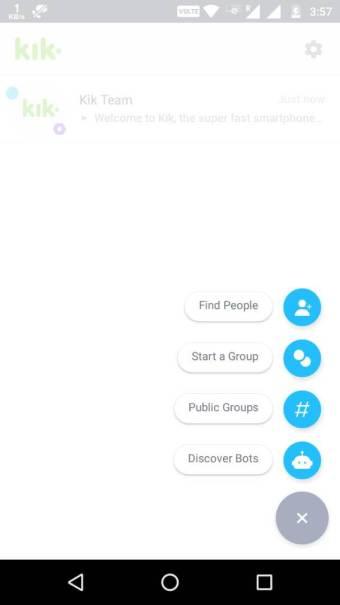 using online kik messenger without downoading