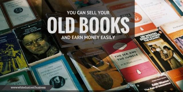 SELIING OLD BOOK ONLINE