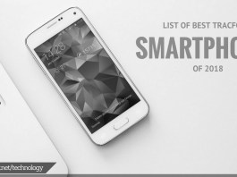 LIST OF BEST TRACFONE SMARTPHONES OF 2018