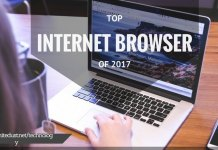 Top 10 Internet Browsers of 2017