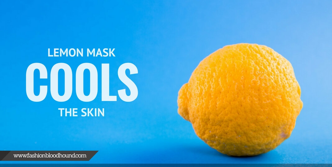 LEMON MASK FOR SKIN