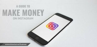 A GUIDE TO MAKE MONEY ON INSTAGRAM