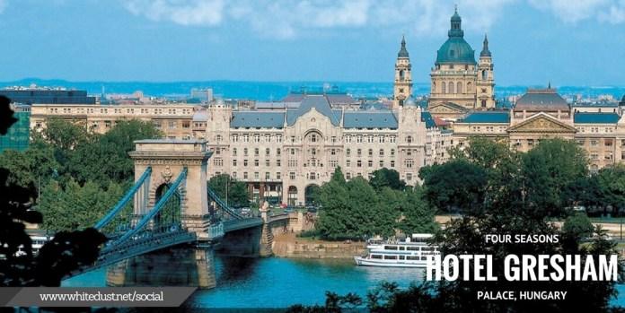 FOUR SEASONS HOTEL GRESHAM PALACE, HUNGARY