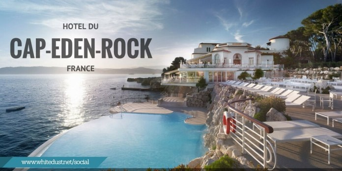 HOTEL DU CAP-EDEN-ROCK, FRANCE