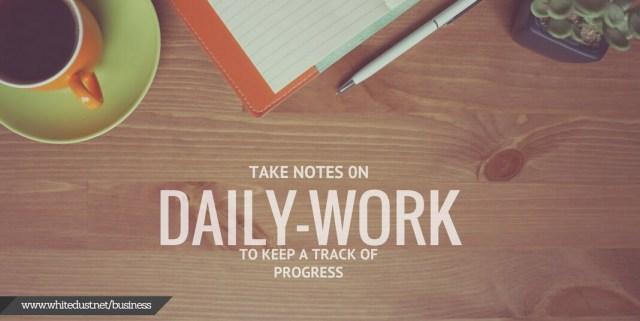 TRICKS TO INCREASE EFFICIENCY