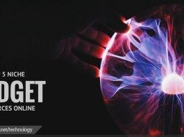 Top 5 Niche Gadget Resources Online