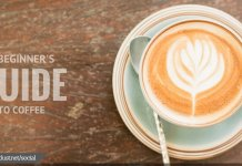 A Beginner's Guide to Coffee