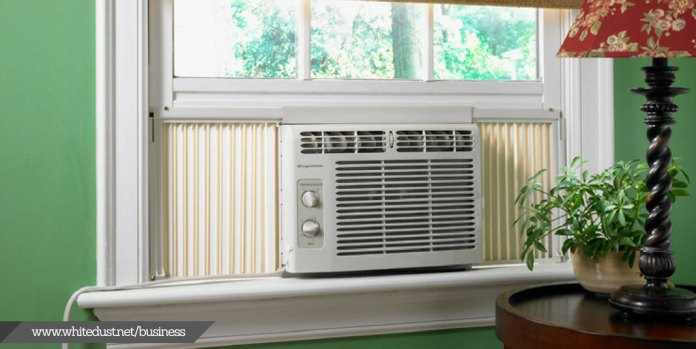 how to install AC