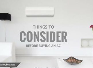 Things to consider before buying an AC