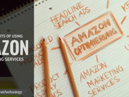 The Benefits of Using Amazon Marketing Services