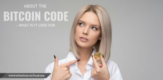 About the Bitcoin code - what is it used for