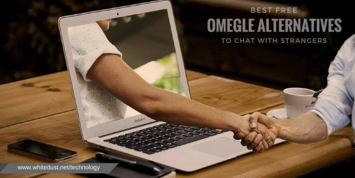 BEST FREE OMEGLE ALTERNATIVES TO CHAT WITH STRANGERS