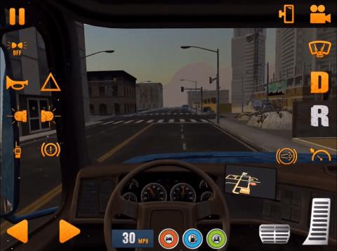 Truck Simulator USA game