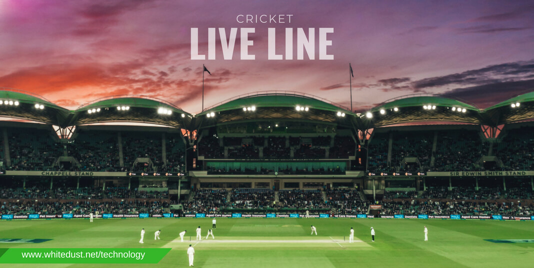 CRICKET LIVE LINE: Best Cricket App 2018(NEW) | WHITEDUST