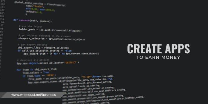 Create apps