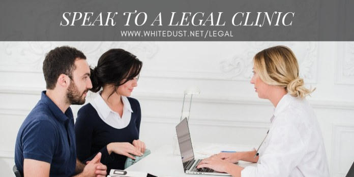 SPEAK TO A LEGAL CLINIC