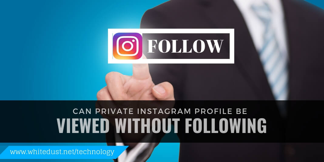 Instagram Private Profile & Photos Viewer (NEW) | WHITEDUST