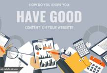 How Do You Know You Have Good Content on Your Website?