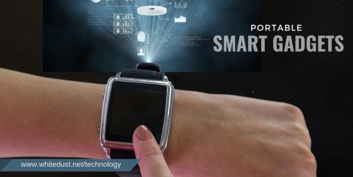 Portable smart gadgets