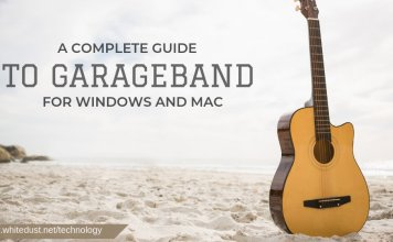 A Complete Guide To Garageband For Windows And Mac