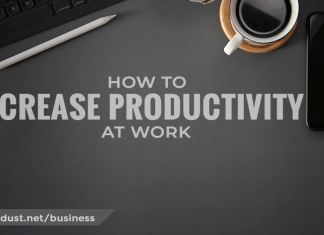 How To Increase Productivity At Work