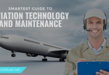 SMARTEST GUIDE TO AVIATION TECHNOLOGY AND MAINTENANCE