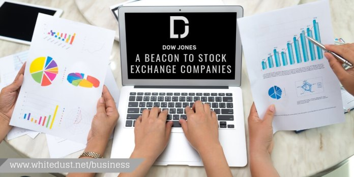 dow jones- a beacon to stock exchange companies