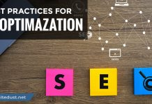 BEST PRACTICES FOR SEO OPTIMIZATION