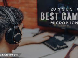 2019's LIST OF BEST GAMING MICROPHONES