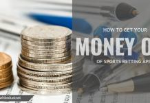 How to Get Your Money out of Sports Betting Apps