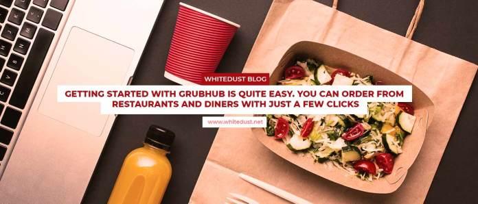 How does grubhub make money