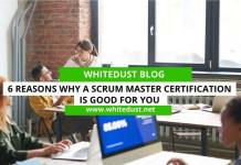 6 Reasons Why a Scrum Master Certification is Good for You
