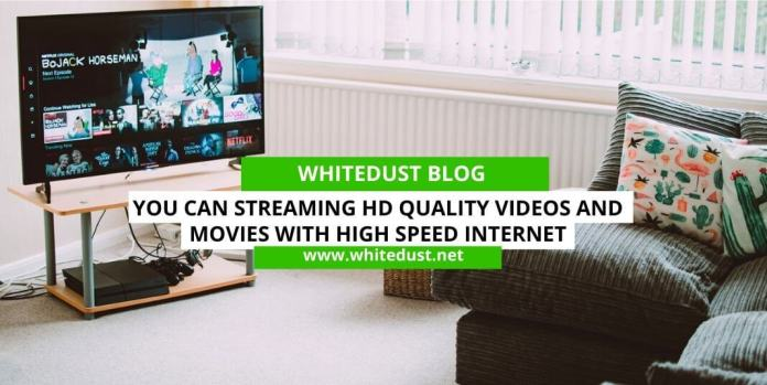 Good Internet Speed