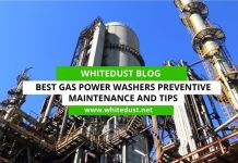 Best Gas Power Washers Preventive Maintenance And Tips