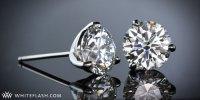 What a Stud: Choosing a Diamond Setting for Diamond Stud ...