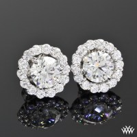 Custom Diamond Earring Jackets